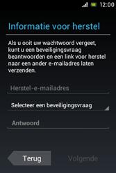 Sony ST23i Xperia Miro - Applicaties - Applicaties downloaden - Stap 9