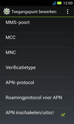 Acer Liquid Z4 - Mms - Handmatig instellen - Stap 13