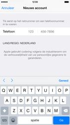 Apple iPhone 6 - Applicaties - Account instellen - Stap 23