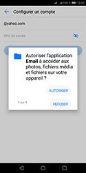 Huawei Y5 (2018) - E-mails - Ajouter ou modifier votre compte Yahoo - Étape 9