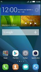 Huawei Y635 Dual SIM - Paramètres - Reçus par SMS - Étape 3