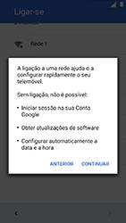 Nokia 3 - Primeiros passos - Como ligar o telemóvel pela primeira vez -  7