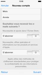 Apple iPhone 5 iOS 7 - Applications - Télécharger des applications - Étape 17