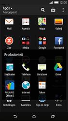 HTC Desire 816 4G (A5) - SMS - Handmatig instellen - Stap 4