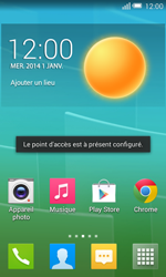 Alcatel Pop S3 (OT-5050X) - Paramètres - Reçus par SMS - Étape 9