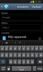 Samsung I9105P Galaxy S II Plus - Internet - internetten - Stap 6