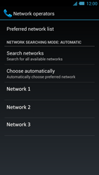 Acer Liquid S2 - Network - Usage across the border - Step 9