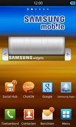 Samsung S8600 Wave 3 - MMS - automatisch instellen - Stap 3