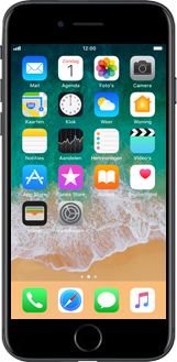 Apple iPhone 8 Plus (Model A1897) - Applicaties - Account aanmaken - Stap 26