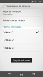 Sony D6603 Xperia Z3 - Réseau - utilisation à l'étranger - Étape 13