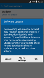 Samsung G530FZ Galaxy Grand Prime - Device - Software update - Step 8