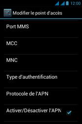 Acer Liquid Z2 - Internet - Configuration manuelle - Étape 17