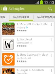 Samsung Galaxy Pocket Neo - Aplicações - Como pesquisar e instalar aplicações -  7