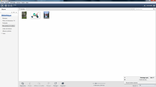 Sony Xperia XZ1 - Photos, vidéos, musique - Récupérer vos contenus multimédias avec un ordinateur - Étape 9