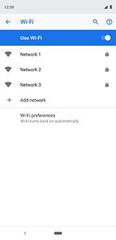 Google Pixel 3XL - Wi-Fi - Connect to a Wi-Fi network - Step 7