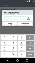 LG Spirit (H420F) - Voicemail - Handmatig instellen - Stap 8