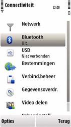 Nokia 5230 - Bluetooth - headset, carkit verbinding - Stap 5