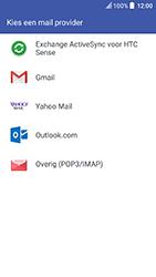 HTC U Play - E-mail - Account instellen (POP3 zonder SMTP-verificatie) - Stap 5