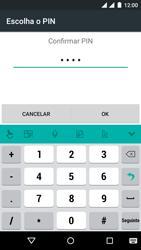 Wiko Rainbow Jam DS - Segurança - Como ativar o código de bloqueio do ecrã -  10
