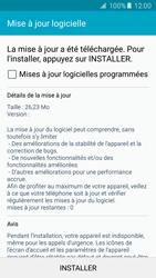 Samsung G903F Galaxy S5 Neo - Réseau - Installation de mises à jour - Étape 8