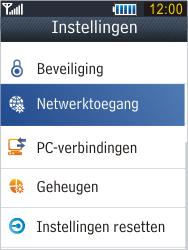 Samsung B3410 Star Qwerty - Netwerk - gebruik in het buitenland - Stap 7