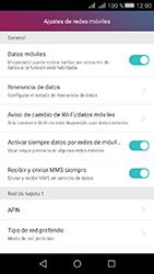 Huawei Y5 II - Mensajería - Configurar el equipo para mensajes multimedia - Paso 5