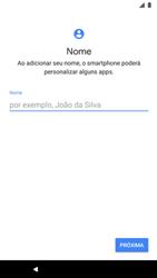 Google Pixel 2 - Primeiros passos - Como ativar seu aparelho - Etapa 10