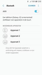 Samsung Galaxy J5 (2017) (SM-J530F) - Bluetooth - Aanzetten - Stap 6