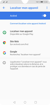 Huawei Mate 20 - Appareil - configurer Localiser mon appareil - Étape 6