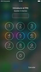 Apple iPhone 6s iOS 10 - Internet - Configurar Internet - Paso 16