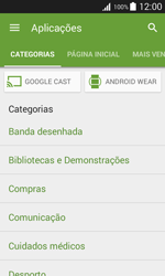 Samsung Galaxy Trend 2 Lite - Aplicações - Como pesquisar e instalar aplicações -  6