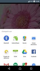 Sony Xperia X - Funciones básicas - Uso de la camára - Paso 18