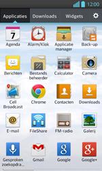LG P710 Optimus L7 II - E-mail - Handmatig instellen - Stap 3