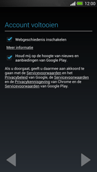 HTC One - Applicaties - Account aanmaken - Stap 18