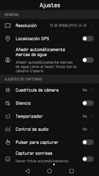 Huawei Mate 9 - Funciones básicas - Uso de la camára - Paso 8