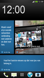 HTC One Mini - Internet - Hoe te internetten - Stap 1