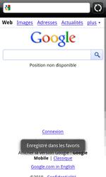 HTC A9191 Desire HD - Internet - navigation sur Internet - Étape 6