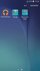 Samsung J500F Galaxy J5 - E-mail - Configurer l