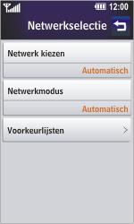 LG GD900 Crystal - Buitenland - Bellen, sms en internet - Stap 5