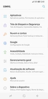 Samsung Galaxy S8 - Segurança - Como ativar o código PIN do cartão de telemóvel -  4