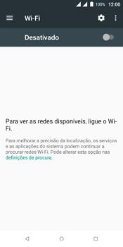 Wiko View Dual SIM - Wi-Fi - Como ligar a uma rede Wi-Fi -  5