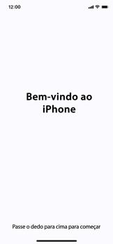 Apple iPhone XR - Primeiros passos - Como ativar seu aparelho - Etapa 34
