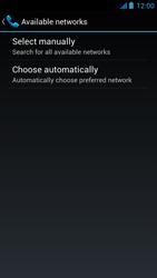 Acer Liquid E2 - Network - Usage across the border - Step 7