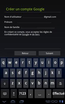 Huawei Mediapad S7-301u - Applications - Télécharger des applications - Étape 6