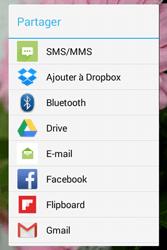 Alcatel Pixi 3 Dual Sim - Photos, vidéos, musique - Créer une vidéo - Étape 12
