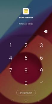 LG Q6 - Device maintenance - Soft reset (forced reboot) - Step 4
