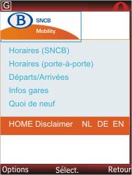 Nokia C2-01 - Internet - navigation sur Internet - Étape 13