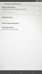 Sony C6833 Xperia Z Ultra LTE - Internet - Uitzetten - Stap 7