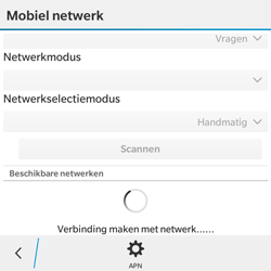 BlackBerry Classic - Buitenland - Bellen, sms en internet - Stap 11