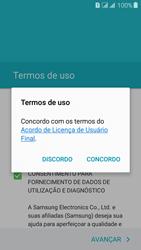 Samsung Galaxy J3 Duos - Primeiros passos - Como ativar seu aparelho - Etapa 10